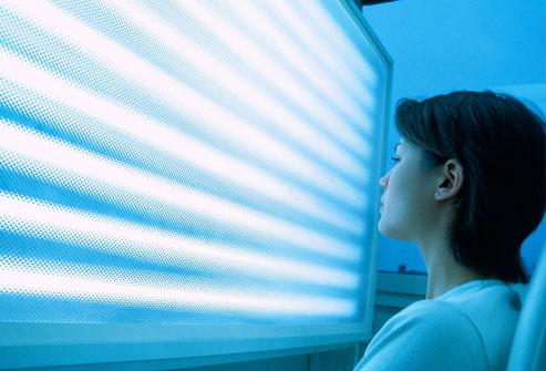نور درمانی پسوريازيس