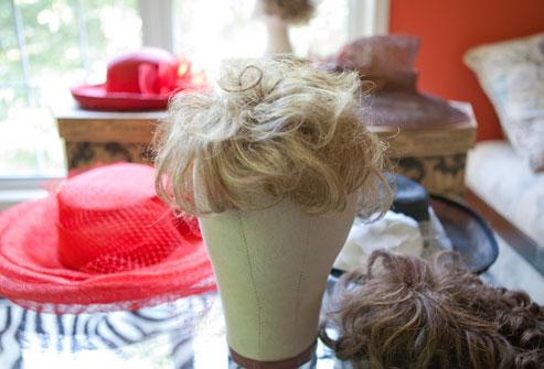 ریزش موی شدید