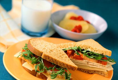 خستگی و آلرژی غذایی