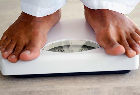 پایین نگه داشتن وزن