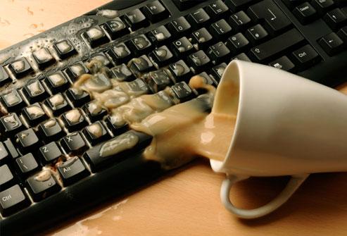 نخوردن کافئین