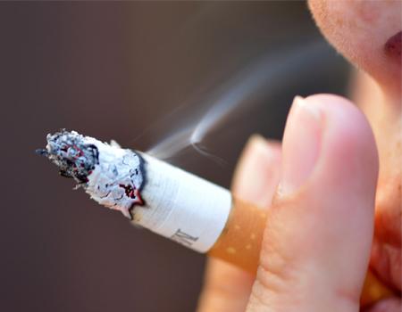 افراد دردسرساز در ترک سیگار
