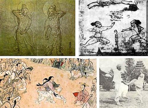 تاریخ تکواندو