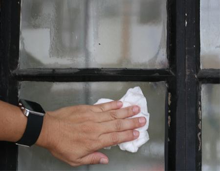 شستن پنجرهها