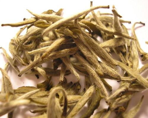 انواع چایهای سفید چینی
