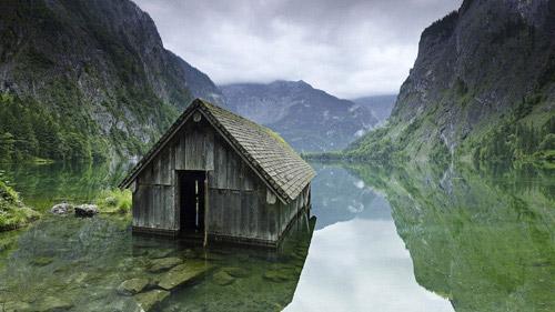 زیباترین مکان های متروک دنیا