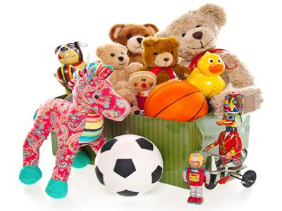 اسباب بازی مناسب برای کودکان