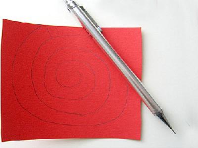 ساخت گل با کاغذ